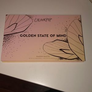 Colourpop golden state of mine